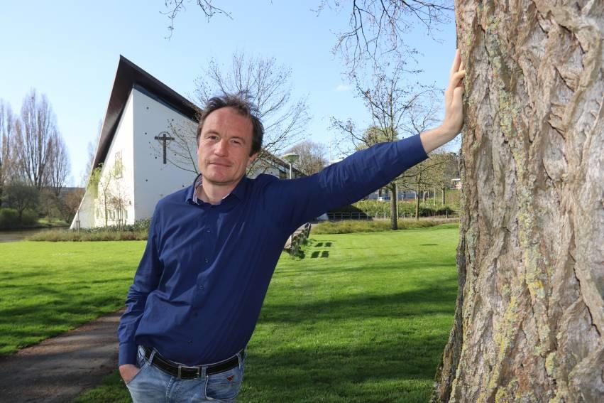 Stadsdominee Werner Pieterse: 'Ervaar de schoonheid en volheid van de Bijbelse verhalen'